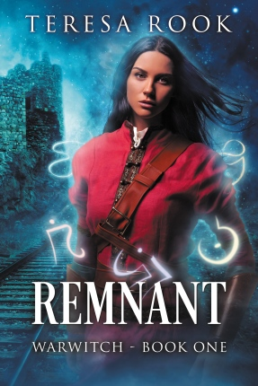 The cover for Remnant (Warwitch Book 1)